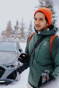 Snowshoeing Switzerland 2