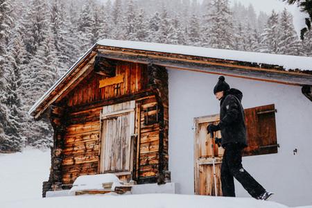 Snowshoeing Switzerland 5