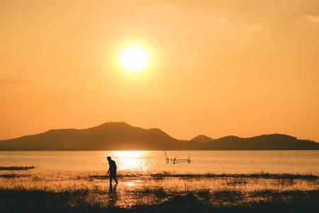 Sunset beach 09
