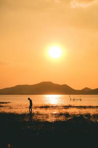 Sunset beach 10