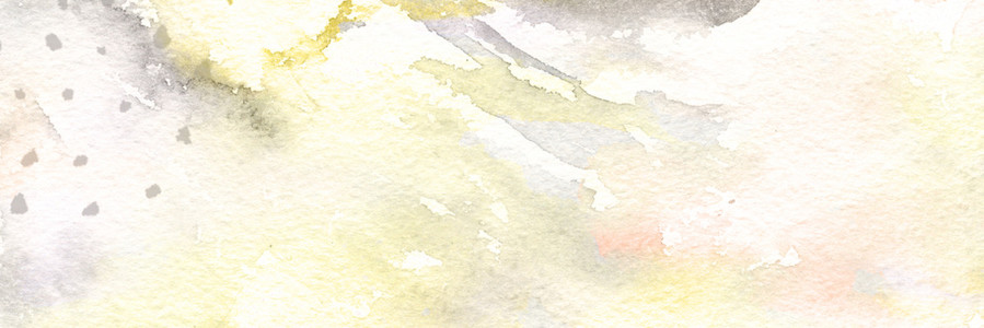 Abstract modern watercolor with gold glitter texture background