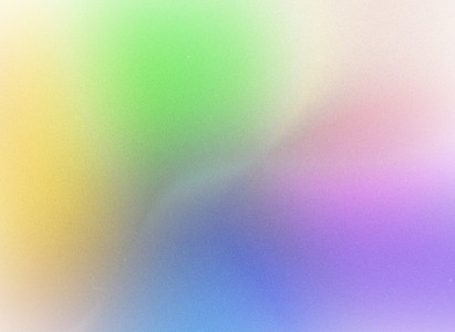 Abstract gradient blurred colorful with grain noise effect backg