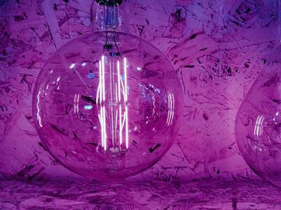 Modern and decorative Filament ligth bulb