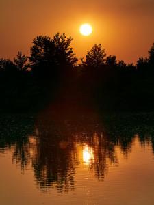 CRNA BARA SERBIA   Magical reflection over the Drina river