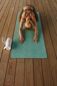 Yoga for a healthy lifestyle and wellness