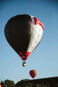 Tuxedo Hot Air Balloon