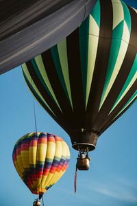 Hot Air Balloon Layers