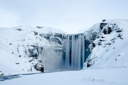 Skgafoss  Iceland
