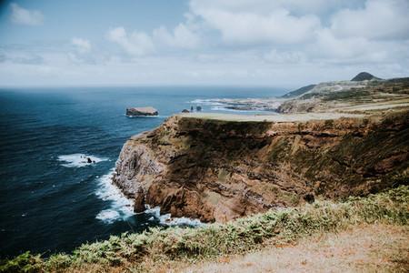 Sao Miguel Portugal Azores Por