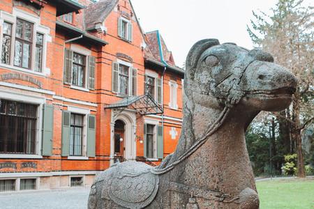 Villa Schnberg Enge Zurich Switzerland