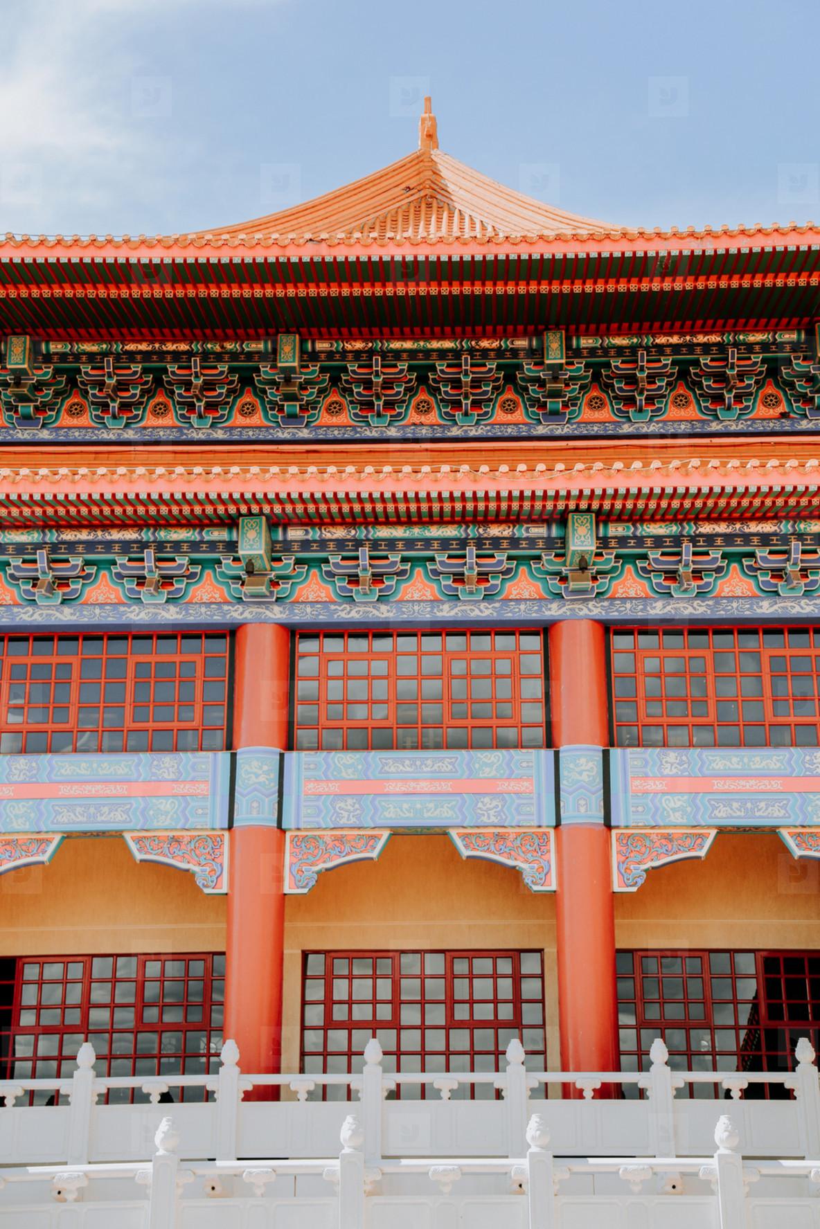 Shan Nan Hua Temple  South Africa