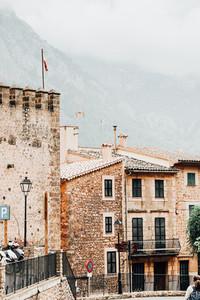 Fornalutx  Mallorca Island  Spain