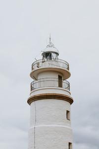 Far des Cap Gros Lighthouse  Mallorca