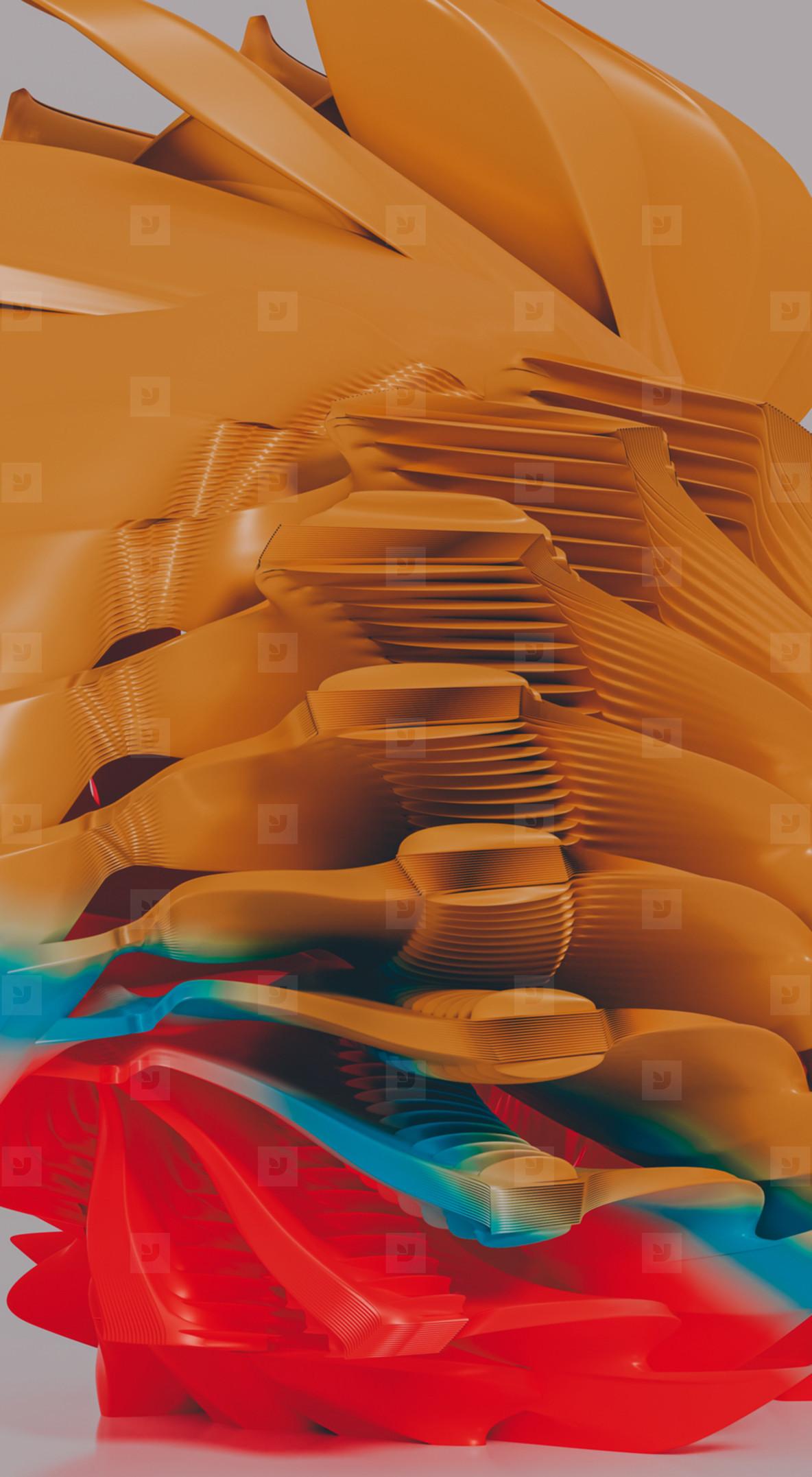 Vase Ripples 8