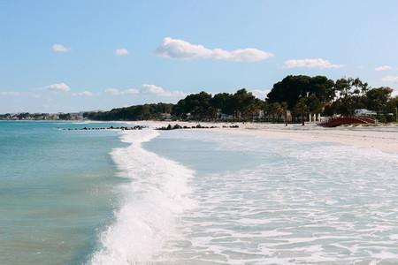 Alcudia  Mallorca Island  Spain