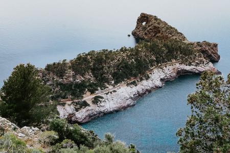 Sa Foradada  Mallorca Island  Spain