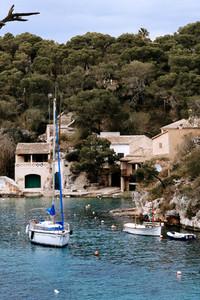Cala Figuera  Mallorca Island  Spain