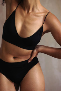 Natural female body