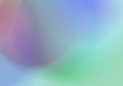 Abstract gradient blurred pattern colorful with grain noise effe