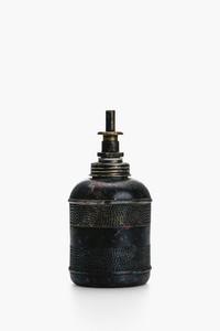 Black plastic benzine dispenser
