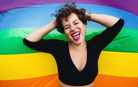 Celebrating being queer