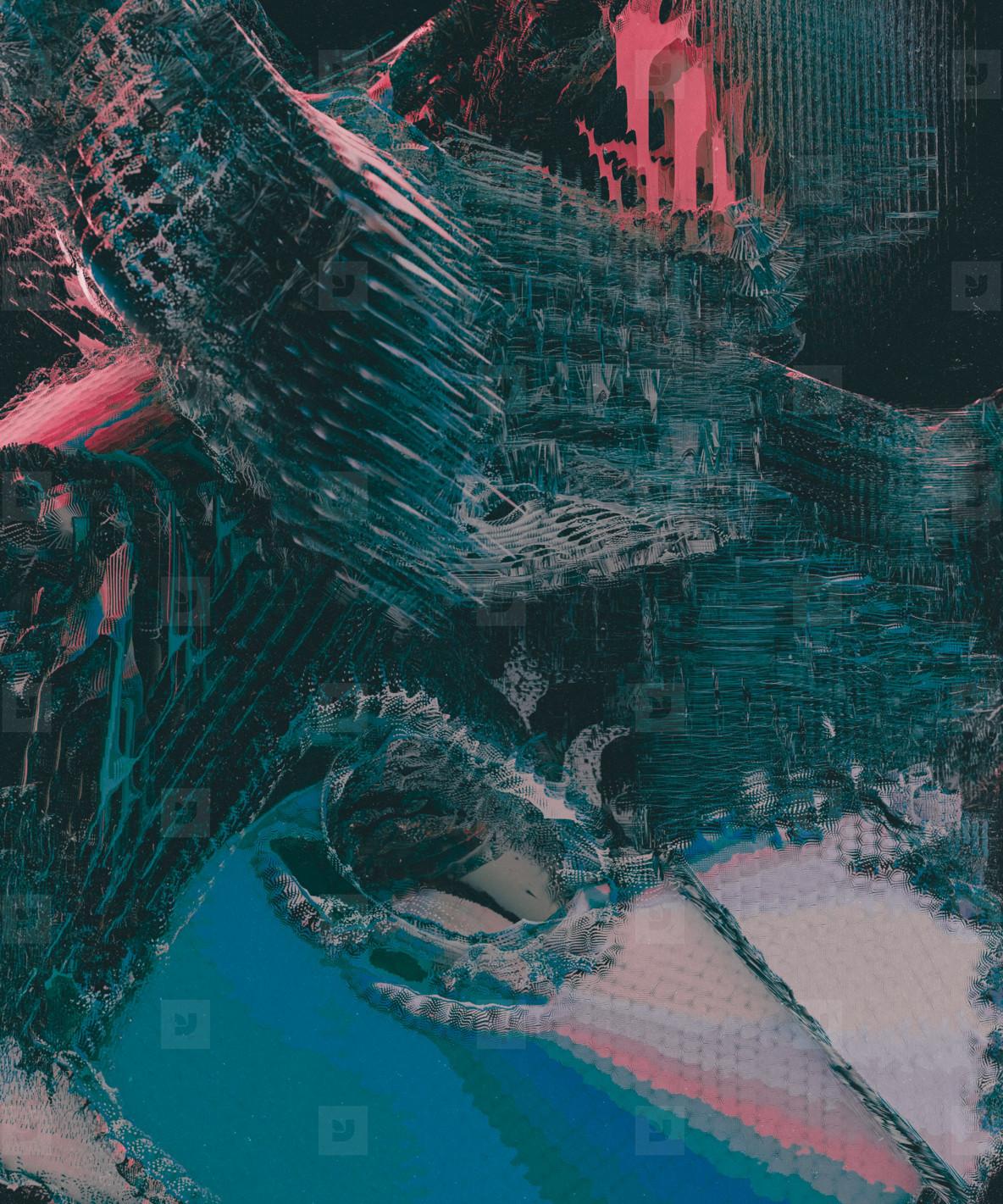 Tissue Fragments 3