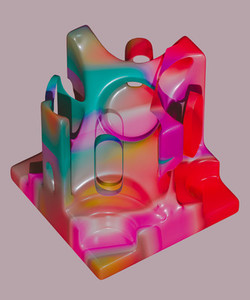 Candy Structures 3