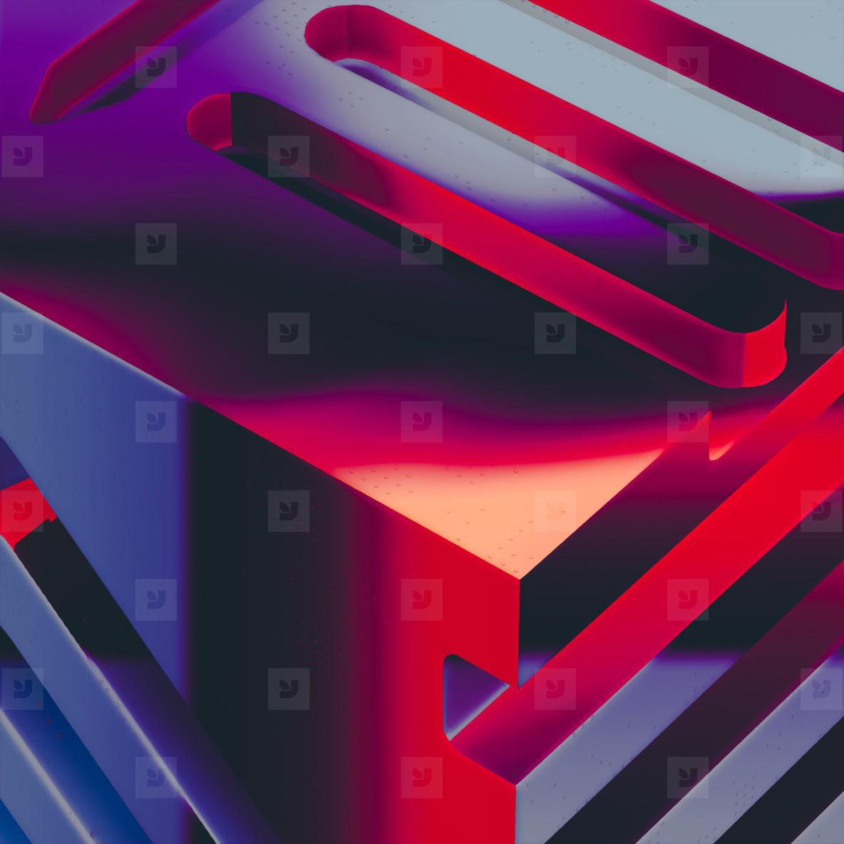 Cubed Gradients 7