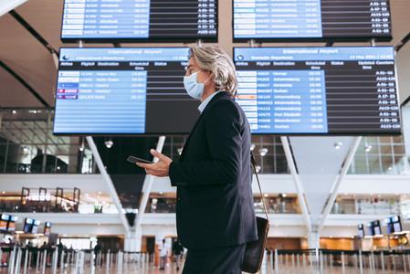 Business trip post pandemic
