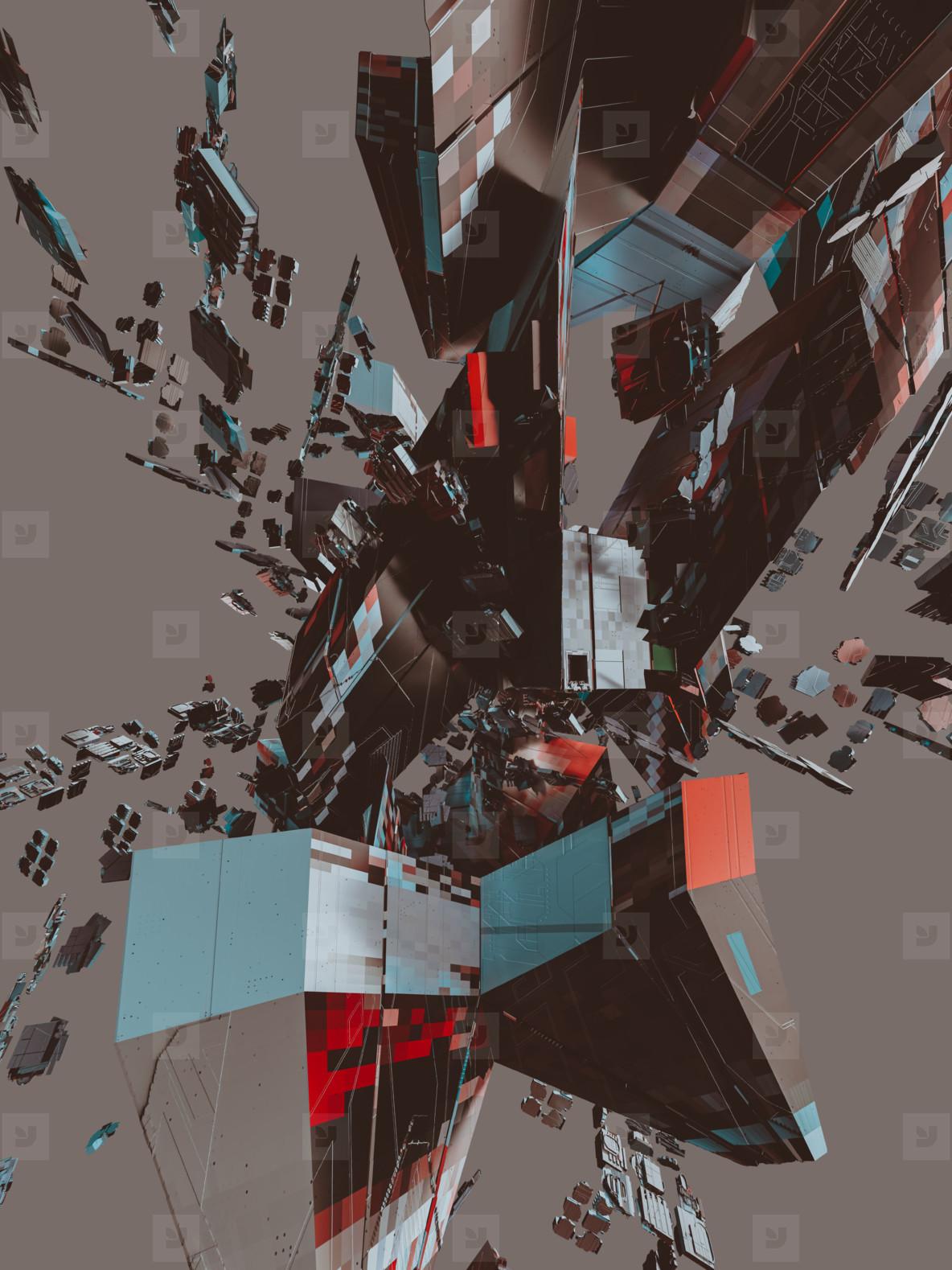Dystopian Architecture  5
