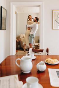 Fun and romance in the morning