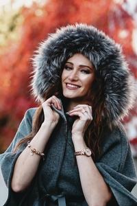 Attractive female model  1