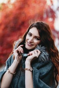 Attractive female model  2