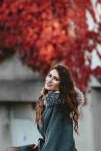 Attractive female model  11