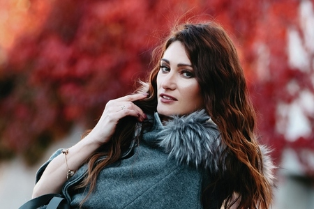 Attractive female model  3
