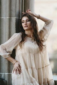 Beautiful polish female model 13