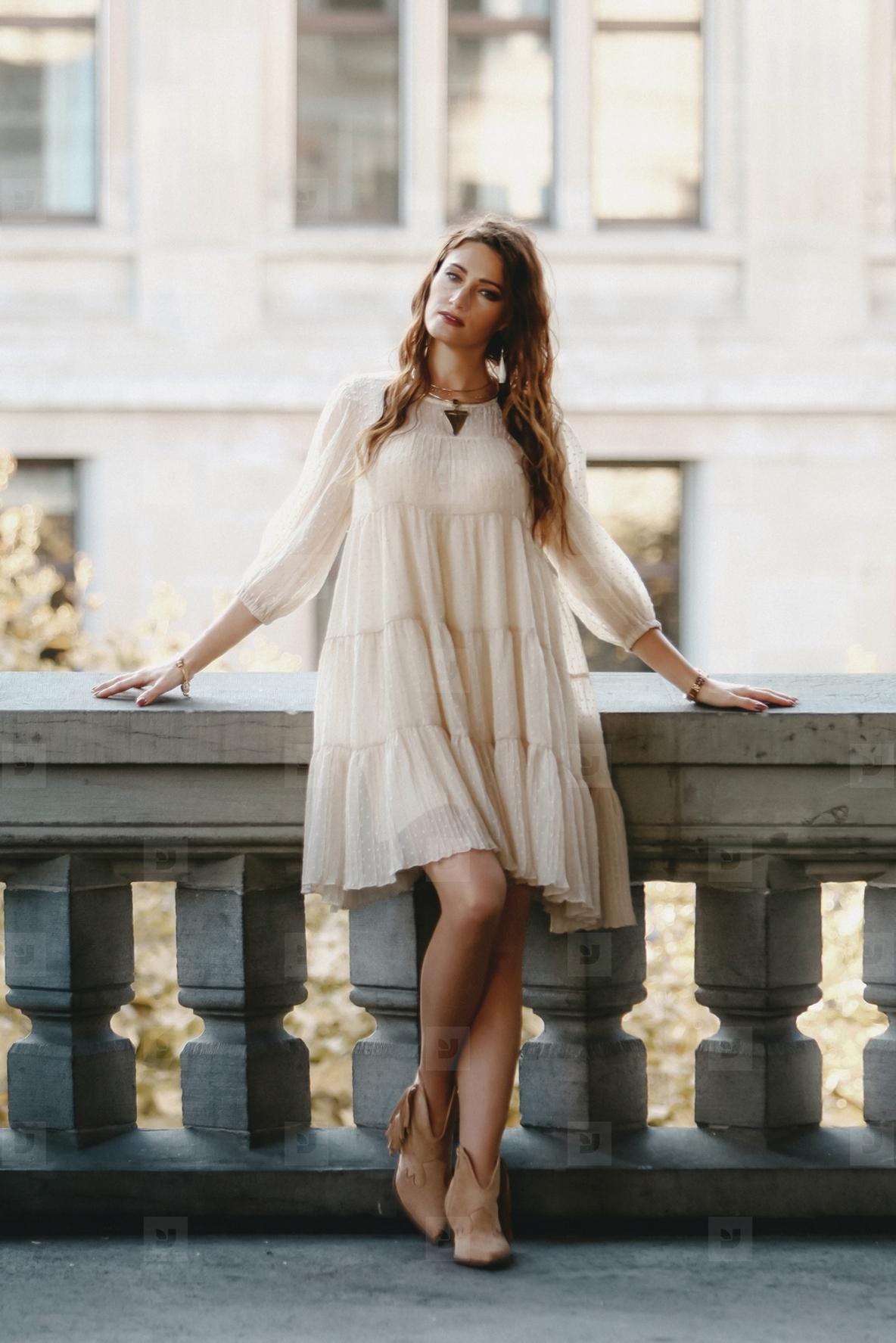 Beautiful polish female model 4