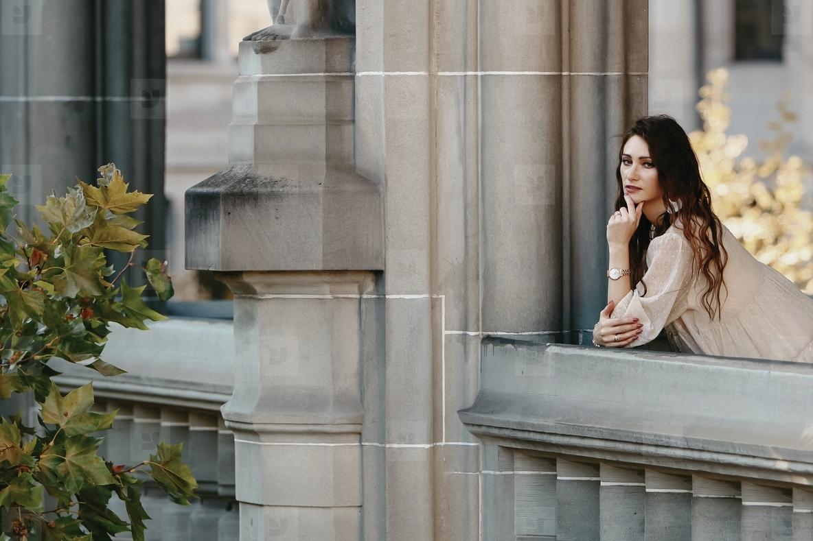 Beautiful polish female model 8