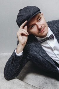 Dapper man in a vintage suit 16