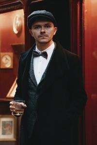 Dapper man in a vintage suit 17