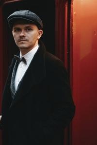 Dapper man in a vintage suit 18