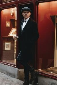 Dapper man in a vintage suit 19