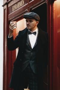 Dapper man in a vintage suit 21