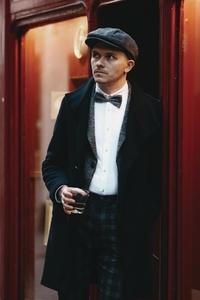 Dapper man in a vintage suit 27