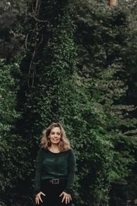 Beautiful women in a forest 6