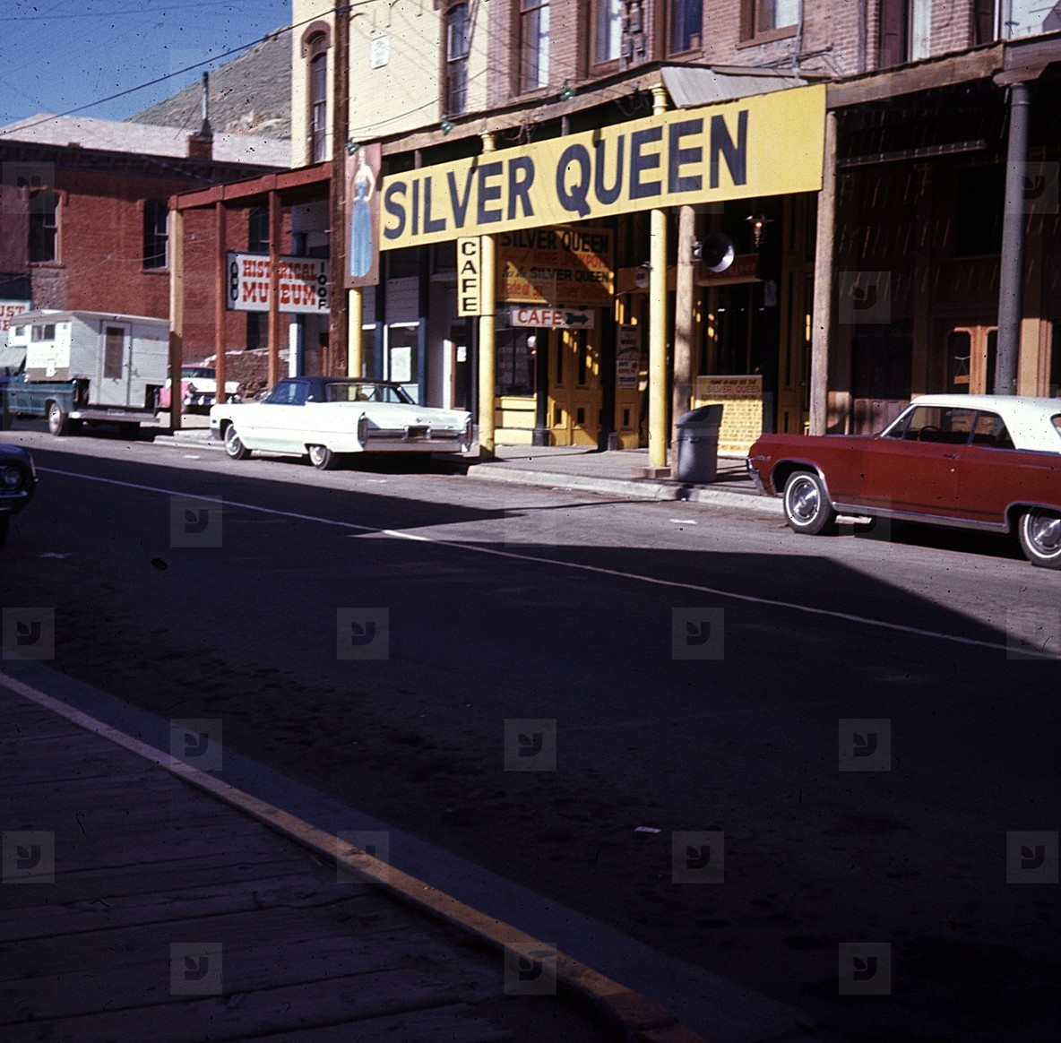 Silver Queen Cafe