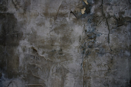 Grungy concrete wall
