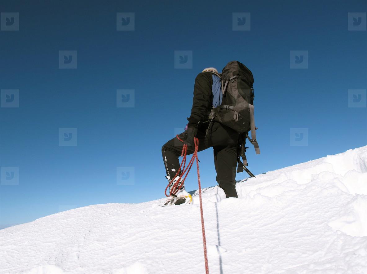 Climber