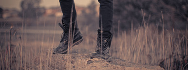 Standing on Suburban Rock