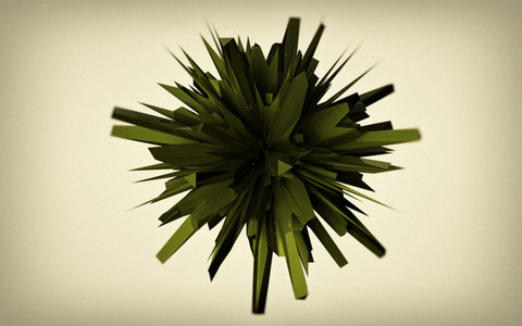 Green displacement form